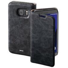 Hama Booklet Guard Case für Samsung Galaxy S7 Schwarz Handytasche