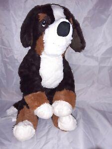 *Used Ikea Soft Toy Dog Hoppig brown*