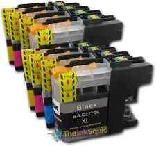 8 LC225XL + LC227XL Cartuchos de tinta para la impresora Brother MFCJ 4620DW MFCJ 4625DW
