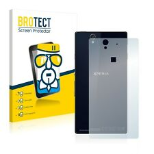 Sony Xperia Z C6603 (Back) AirGlass Glass Screen Protector Ultra Thin Film
