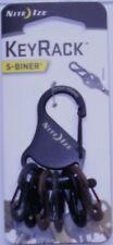 Nite Ize Keyrack S-Biner Black/Camo