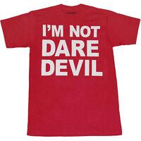 Marvel I'm Not Daredevil T-Shirt