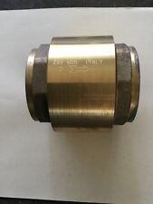 Brass Backflow Valve 2 inch
