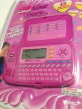 Talkback Dear Diary Vintage Pink Girls Electronic Childhood Toy 90s