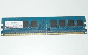 Nanya NT512T64U88A0BY-37B 1Rx8 512MB 4200U-444-12-A1: Desktop/PC Memory used