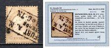 Deutsches Reich DR 1872 Mi.28 gestempelt geprüft Befund Dr Zill BPP Brustschild