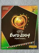 2004 - PANINI EURO 2004 STICKER ALBUM - EMPTY