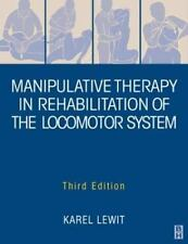 Manipulative Therapy in Rehabilitation of the Locomotor System-ExLibrary