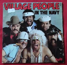 Village People, in the navy / manhattan woman, SP - 45 tours