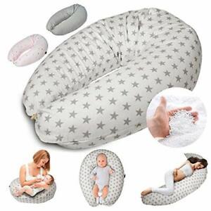 Cuscino per allattamento gravidanza posizionamento della madre bambino