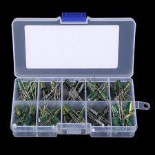 100pcs 10 Values 10V-63V 10uf-470uf DIY High Grade Audio Capacitor Assorted Kit