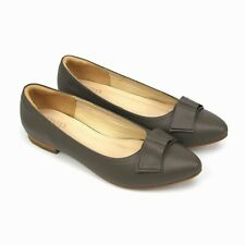 RS500 - GRAY Luxury Handmade Genuine Leather Shoes