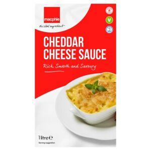 (1x1L,12x1L) Macphie Cheddar Cheese Sauce