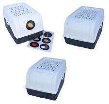 3-Set Vorratsdosen für Kartoffeln, Gemüse, Obst, Kartoffelbox, Behälter