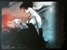Affiche Yslaire XXe Ciel Eva Stern 60x80 cm
