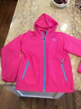 North Face girls windbreaker jacket