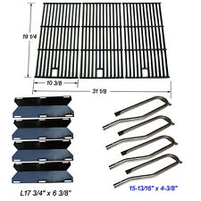 Jenn Air Gas Grill 720-0337 Replacement Burners,Heat Plates,Grill Grid Grates