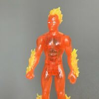 Marvel Universe Legends Human Torch  3.75'' action figure Toys gifts collection
