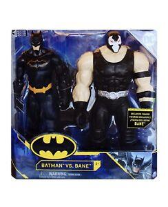 """Batman Vs. Bane Exclusive DC Comics 12"""" Action Figure Set   (1ST Edition)"""