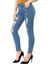 68c985d2997 Plus Size Distressed Jeans for Women for sale | eBay