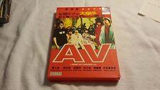 AV (A Hong Kong Sex Comedy Movie) A Pang Ho Cheung Film.