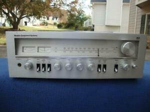 Beautiful Modular Component Systems (MCS) 3223 AM/ FM Stereo Receiver - Tested!