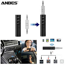 Mini 3.5 mm Jack Aux-in Multi Use Bluetooth Receiver Transmitter Car Kit H.Q F/S