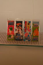 WEBKINZ BOOK MARKS~NEW FACTORY SEALED PACKAGE WITH CODE~19 LOT~FREE SHIP IN US~