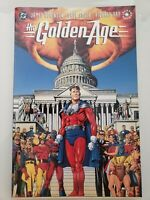 THE GOLDEN AGE TPB DC COMICS ELSEWORLDS 1995 BRAND NEW UNREAD! JAMES ROBINSON!