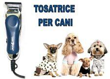 TOSATRICE PER CANI TOSACANE RASOIO TAGLIA PELI ANIMALI GATTI TEK ONE 805 mshop