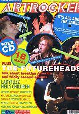 FUTUREHEADS / LADYFUZZ / NEILS CHILDRENArtrockerno.37