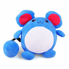 Pokemon Center All Star Marill Stuffed Plush Toy Figure Doll 5.5 inch Great Gift