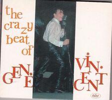 GENE VINCENT - the crazy beat of gene vincent CD