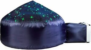AirFort Build An Air Fort in 30 Seconds Starry Night GLOW IN DARK Inflate a Fort