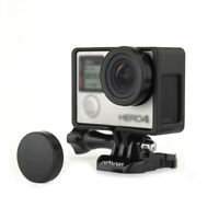 The Frame Standard Border Housing Case + UV Lens + Cap Kit for GoPro Hero 4 3+ 3