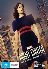 Agent Carter : Season 2 (DVD, 2017, 2-Disc Set)