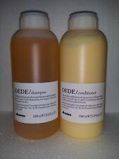 Davines DEDE Shampoo and Conditioner liters Set **