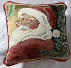 Vintage Christmas  small Pillow