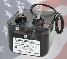 Allanson 2721-668 120V In 10000V Out Ignition Transformer For Wayne HS Burners