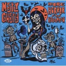 Mostly Ghostly: More Horror for Halloween by Various Artists (CD, May-2013, Ace (Label))