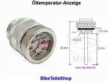 Öltemperatur-Anzeige °C für Yamaha FZ1 Fazer 1000 N NA S SA / Temperaturanzeige