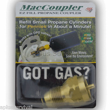 Propane Tank Gas Refill Adapter for Stoves & Lanterns