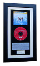 AEROSMITH Debut+1st CLASSIC CD Album GALLERY QUALITY FRAMED+EXPRESS GLOBAL SHIP