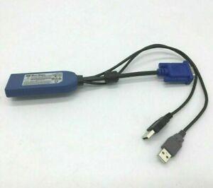 Raritan D2CIM-DVUSB Dual USB Port Dominion KX2 KX3 KX II CIM KVM VGA