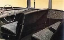57 Chevy 150 2-Door Sedan Seat Covers *NEW* 1957 Chevrolet
