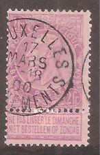 Belgium   Sc# 74   Used   Cat Val $70