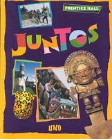 Juntos Uno by Inc. Prentice-Hall