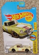 2017 HOT WHEELS Datsun Fairlady 2000 #22 Diecast Toy Car MOC Nissan