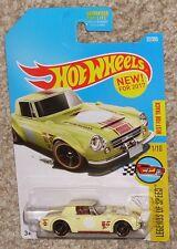 2017 HOT WHEELS Datsun Fairlady 2000 #22 Diecast Toy Car MOC Nissan