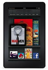 Amazon Kindle Fire 1st Generation D01400 Wifi 7 Inch 8gb Black EUC!!!